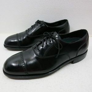 Florsheim FLS Cap Toe Leather Dress Oxfords 9 D